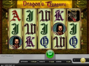 merkur dragons treasure spiele